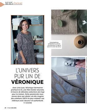 Déco idées Lina Luxe Véronique Vermeeren
