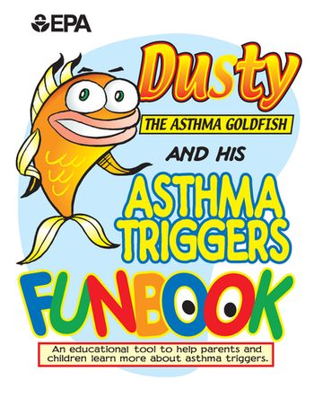 Dusty the Asthma Goldfish