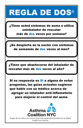 Rules of Two (Spanish)