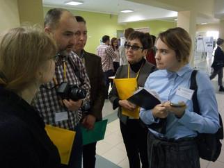 В Калининграде прошла X Региональная конференция Всероссийского конкурса юношескихисследовательских