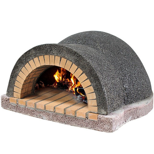 BRICK OUTDOOR WOOD BURNING PIZZA OVEN VITCAS-S