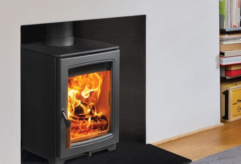 ASPECT 4 ECO WOOD BURNING STOVE