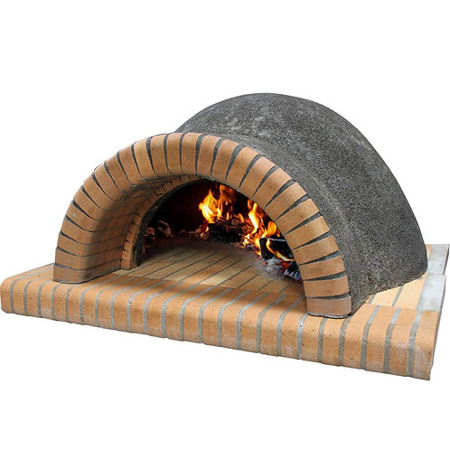 Brick Outdoor Wood Burning Pizza Oven VITCAS-L
