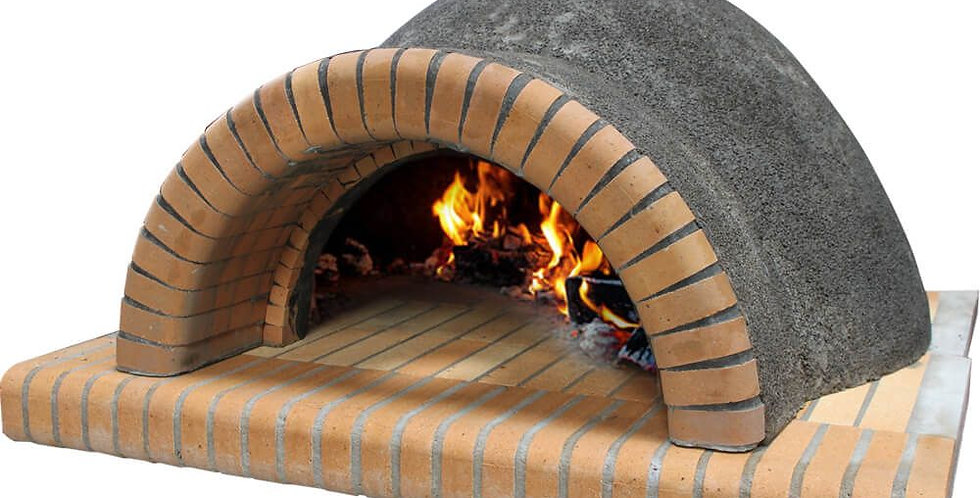 Brick Outdoor Wood Burning Pizza Oven VITCAS-L