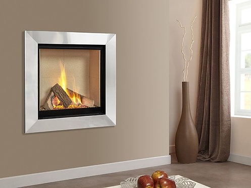 The Michael Miller Collection Asencio Wall Inset Gas Fire