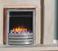 "Charlton & Jenrick Inset 16"" with 4D Ecoflame Technology"