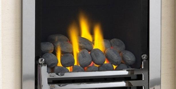 """PARAGON FOCUS RS PLUS 18"""" GAS FIRE"""
