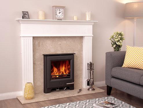 The Woodwarm Phoenix Ecodesign Ready Firebright Inset 5kW