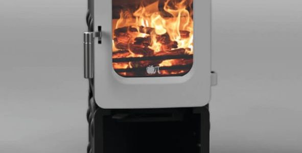 Ekol Apple Pie Stack Ecodesign Wood Burning Stove