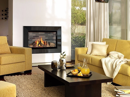 The Michael Miller Collection Aleesia Gas Fire