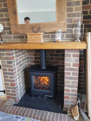 Woodwarm Firegem