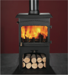 The Woodwarm Wildwood Slender 5kW