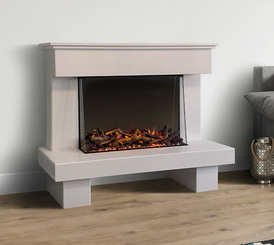 Upminster Suite + 4D Ecoflame 780e