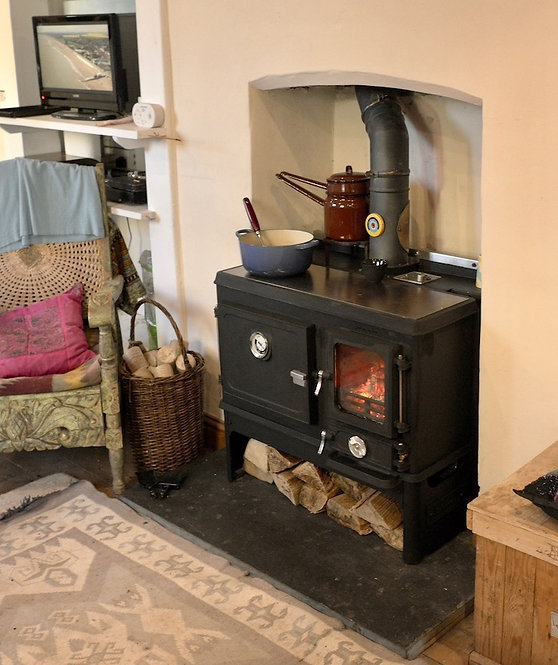 The Small Cooking Range Stove