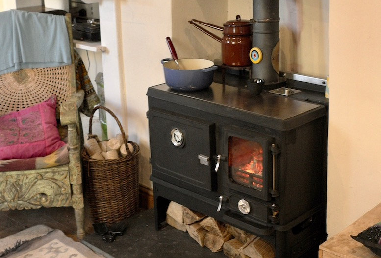 The Hobbit Stove