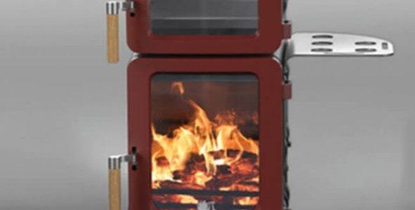 Ekol Baked Apple Pie Ecodesign Wood Burning Stove
