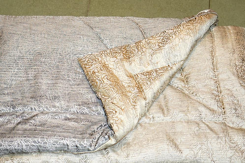 Silk Quilted Summer blanket 180*200cm