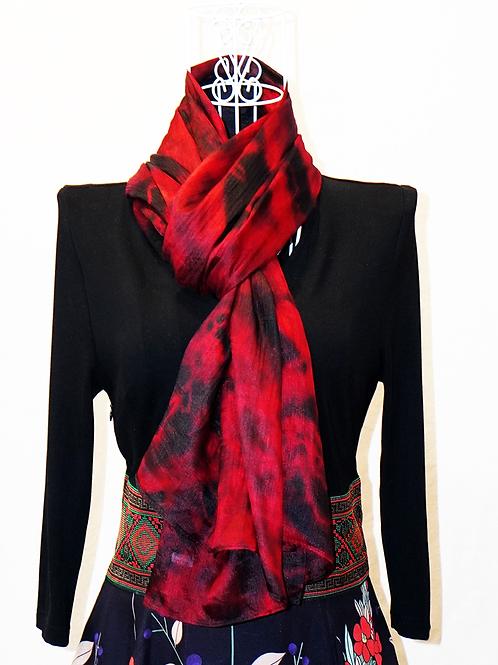 Silk scarf 75cm * 180cm KLM365