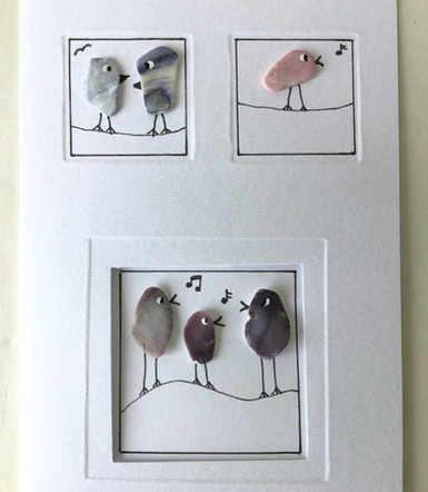 Bird Card Aperture