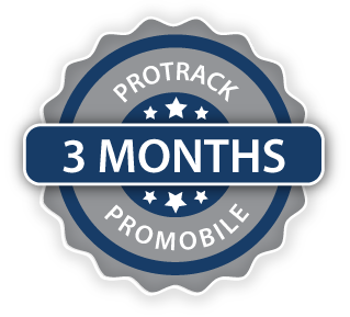 3 Months ProTrack/ProMobile Luzerne County