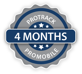 4 Months ProTrack/ProMobile Cambria County
