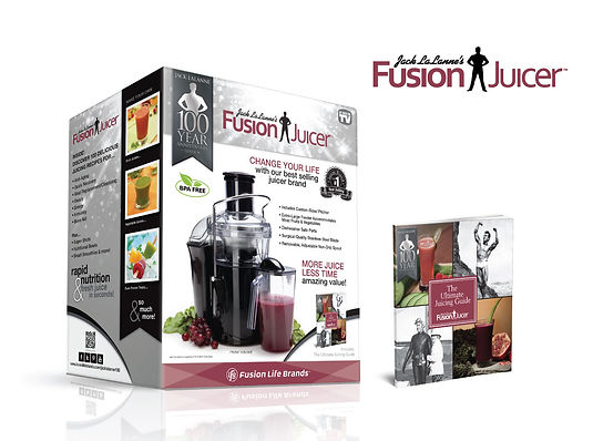package design walmart costco bbb target recipe book instruction manual jack lalanne fusion juicer drtv tristar products