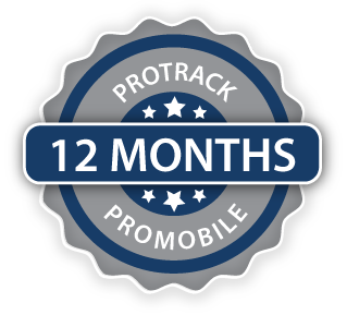 12 Months ProTrack/ProMobile Luzerne County