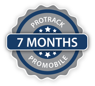 7 Months ProTrack/ProMobile Fayette County