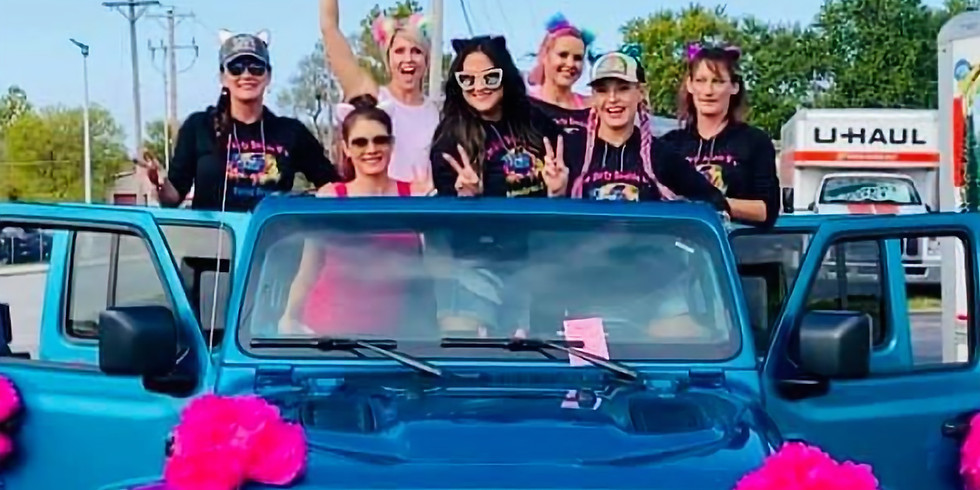 Jeep in' for a Cure