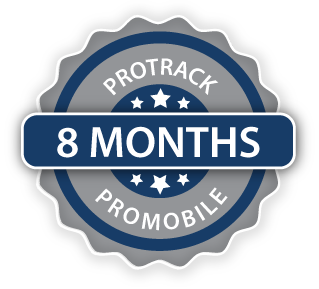 8 Months ProTrack/ProMobile Blair County
