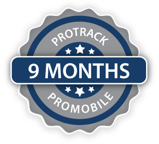 9 Months ProTrack/ProMobile Tioga County