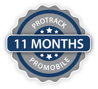 11 Months ProTrack/ProMobile Luzerne County
