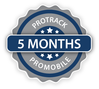 5 Months ProTrack/ProMobile Lycoming County