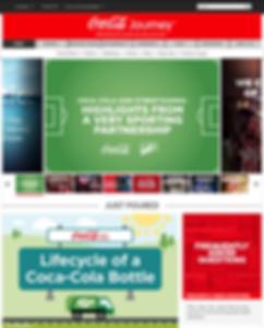 Coca Cola Original Site