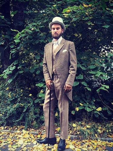 20er Jahre Gentlemen / kostüm+styling: gewand stuttgart