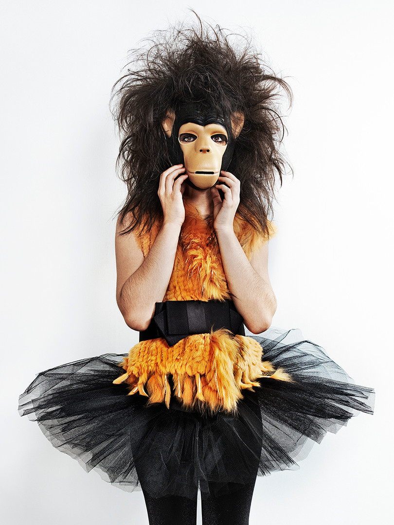Halloween kostüm+styling: gewand stuttgart