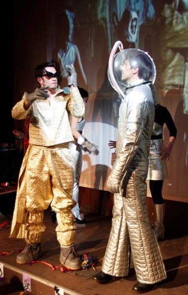 gewand Modenschau 2011
