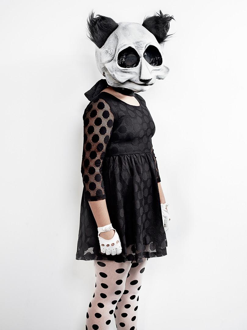 Halloween styling: gewand stuttgart
