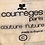 Thumbnail: COURRÈGES Paris Designer-Mantel