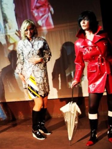 Modenschau 2011 gewand stuttgart