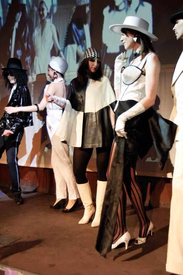 Modenschau 2011