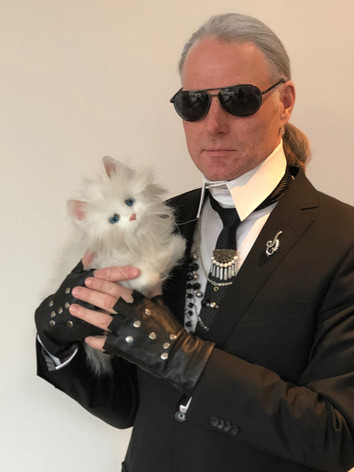 Karl + Katze