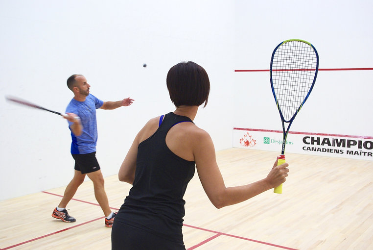 Squash Adulte