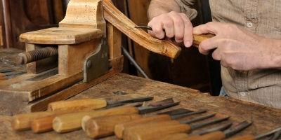 Restauration des meubles anciens dans le