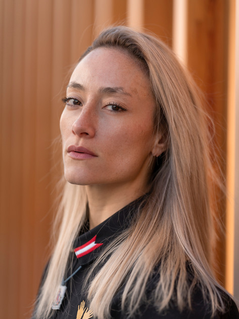 Dalila Cortès - photo de Mehdi Leyre