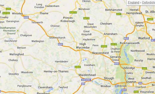 Map-location-Beechview-Homes