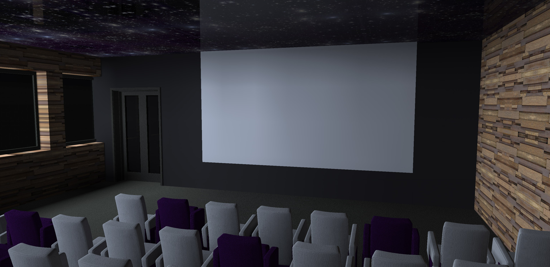 CINEMA projektas / CINEMA project