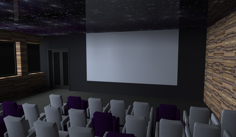 CINEMA projektas / CINEMA project
