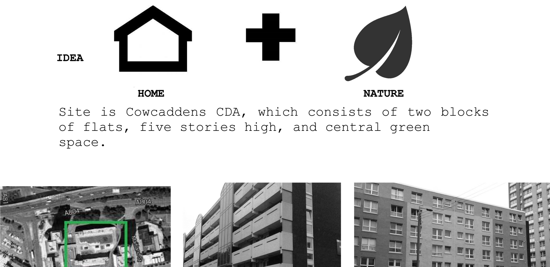 SENELIŲ REZIDENCIJOS projektas / RETIREMENT RESIDENCE project
