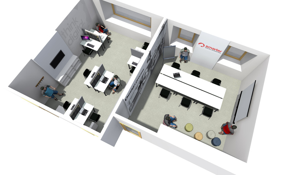 BIURO projektas / OFFICE project
